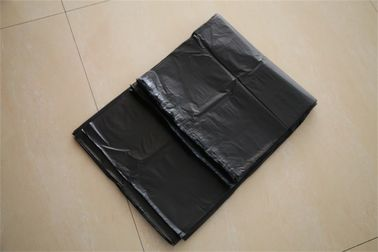China Medium / Heavy Duty Industrial Garbage Bags Flat Packed Compostable Disposable factory