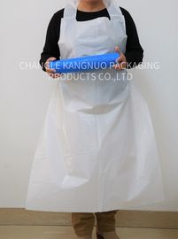 Nursing Care Disposable Medical Aprons In Hospital , Throw Away Aprons